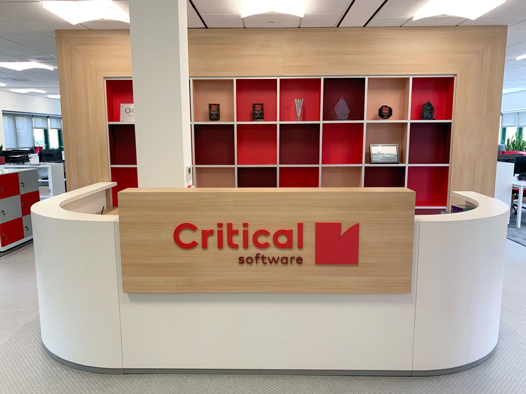 Critical Software Expande Escritório No Reino Unido